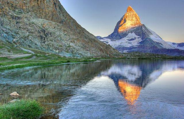 Zdjęcia: Zermatt, Władca Alp, SZWAJCARIA