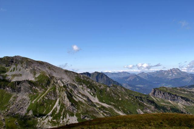 Zdjęcia: Les Crosets, Valais, Moje wedrowanie, SZWAJCARIA