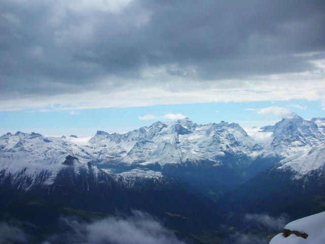 Zdjęcia: eggishorn, nareszcie szczyt, SZWAJCARIA