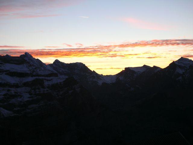 Zdjęcia: przed griendwald, Alpy szwajc., w drodze powrotnej, SZWAJCARIA