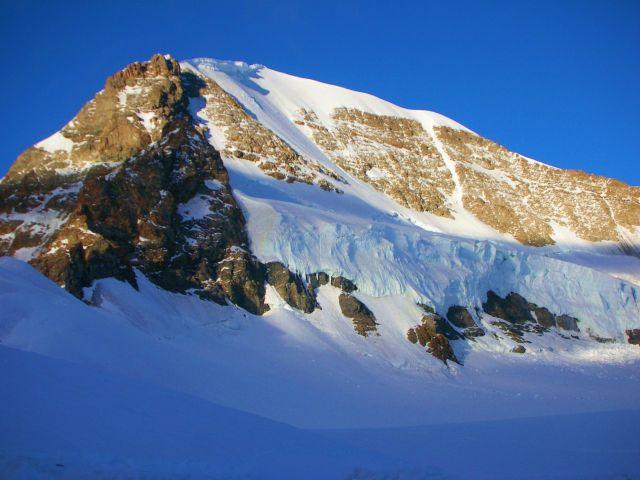 Zdjęcia: szczyt jungfraujoch, Alpy szwajc., widok z jungfraujoch, SZWAJCARIA