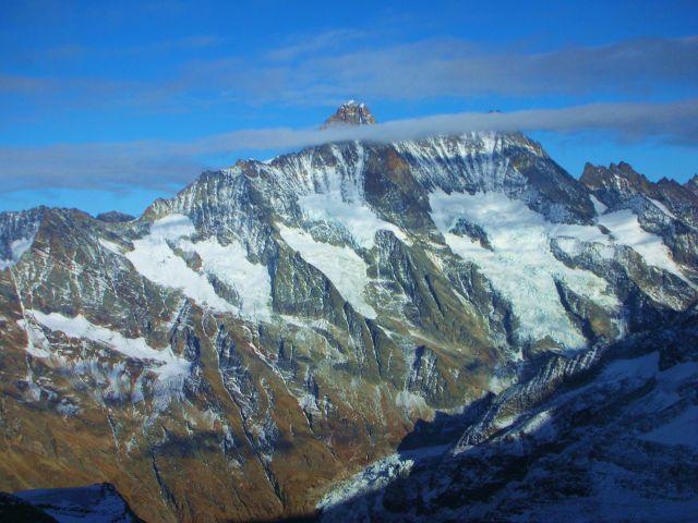Zdjęcia: za griendwald, Alpy szwajc., w drodze na jungfraujoch, SZWAJCARIA