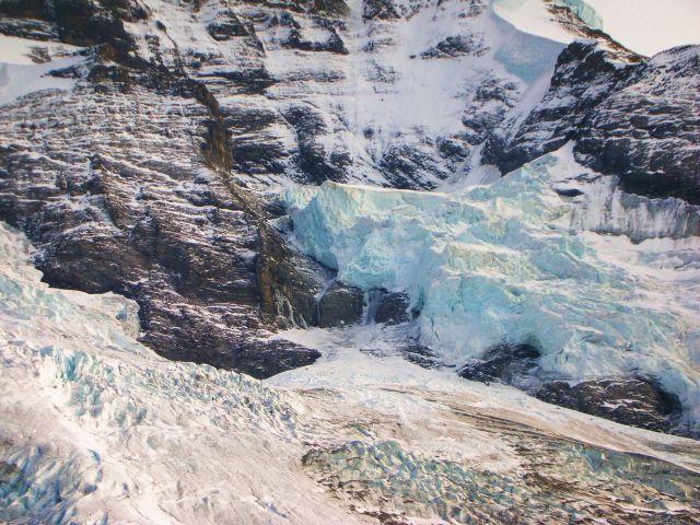 Zdjęcia: za griendelwald, Alpy szwajc., kupa sniegu, SZWAJCARIA