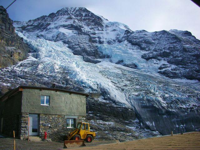 Zdjęcia: za griendelwald, Alpy szwajc., w drodze na jungfraujoch, SZWAJCARIA