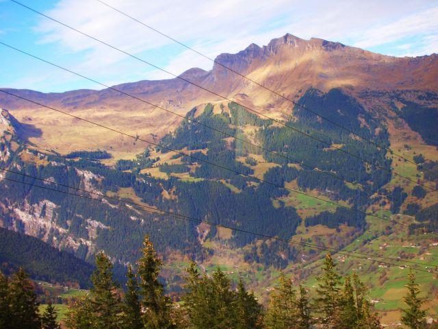 Zdj�cia: za griendelwald, Alpy szwajc., w drodze na jungfraujoch, SZWAJCARIA