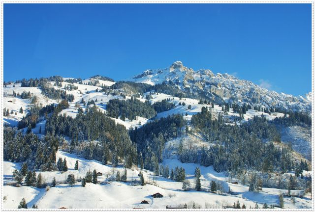 Zdjęcia: Thun, kanton bern, alpejski widok, SZWAJCARIA