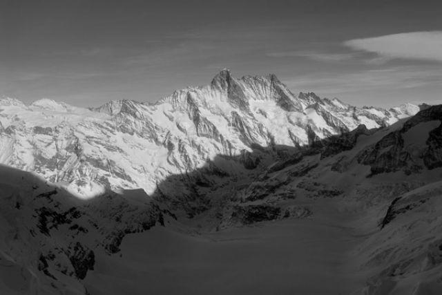 Zdjęcia: Punkt widokiowy Eismeer, Lower Grindelwald Glacier, SZWAJCARIA