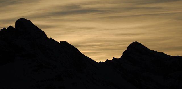 Zdjęcia: alpy, zachod slonca, SZWAJCARIA