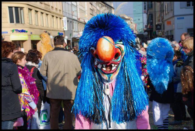 Zdj�cia: Basel, karnawal w Basel , SZWAJCARIA