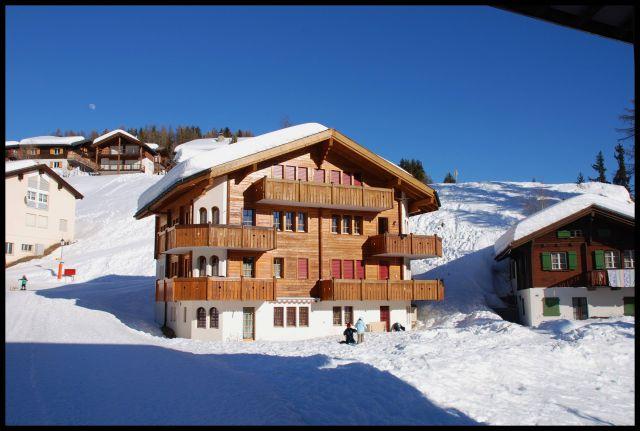 Zdjęcia: Riederalp, wallis, alpejski widok, SZWAJCARIA