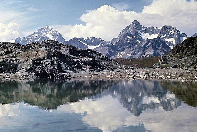 Zdjęcia: Alpy, Zermat, Alpejsko .., SZWAJCARIA