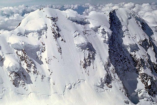 Zdjęcia: Alpy, Zermat, Liskam, SZWAJCARIA