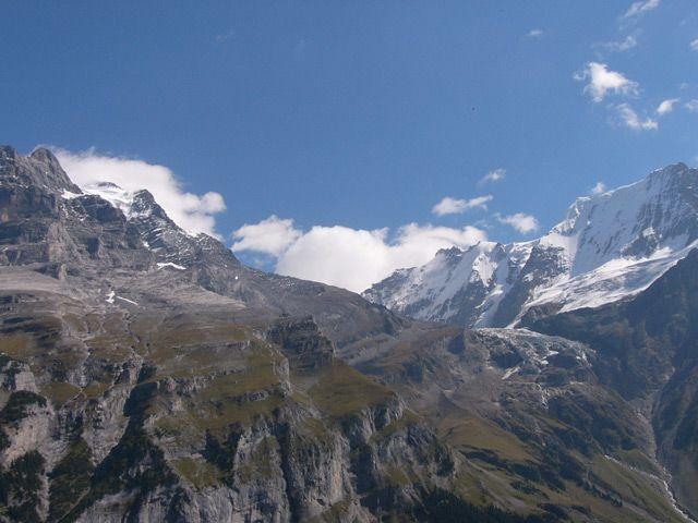 Zdjęcia: Interlaken, Alpy, Nagość, SZWAJCARIA