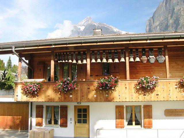 Zdjęcia: Interlaken, Alpy, Dzwonki, SZWAJCARIA