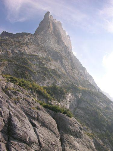 Zdjęcia: Interlaken, Palec Boży, SZWAJCARIA