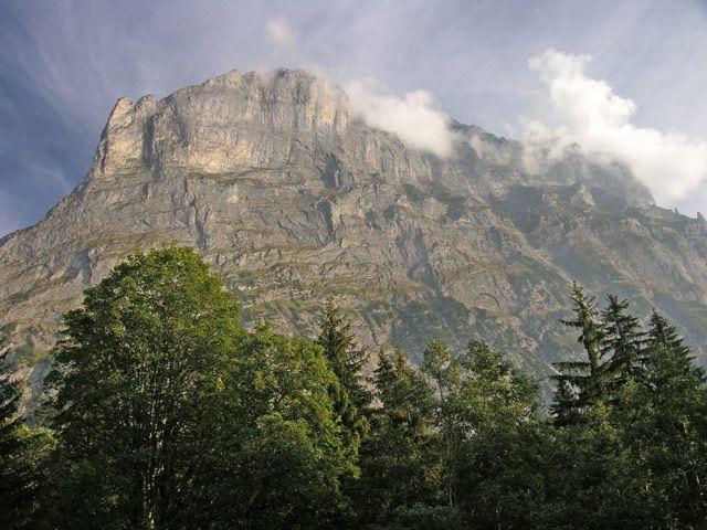 Zdjęcia: Interlaken, Złota grań, SZWAJCARIA