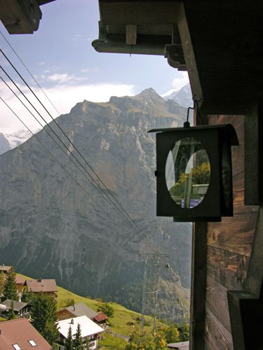 Zdjęcia: Interlaken, Latarenka, SZWAJCARIA