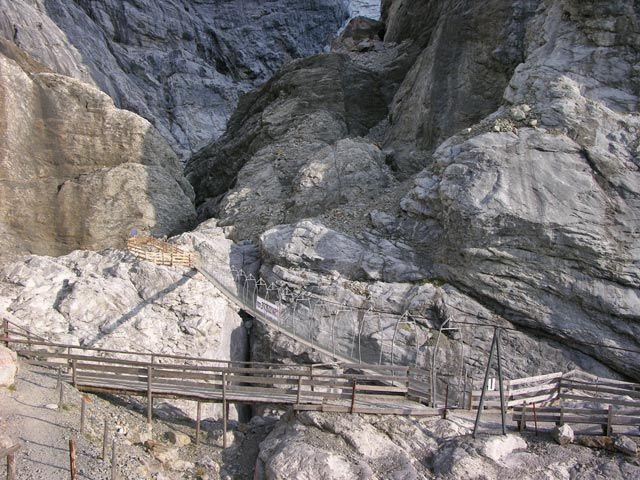 Zdj�cia: Interlaken, Wisz�cy most, SZWAJCARIA