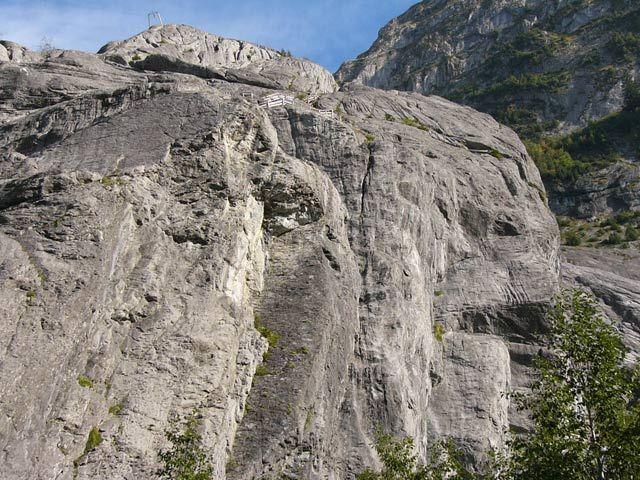 Zdjęcia: Interlaken, W drodze na lodowiec, SZWAJCARIA