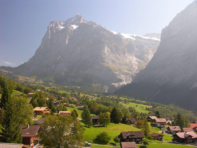 Zdjęcia: Interlaken, Górka, SZWAJCARIA