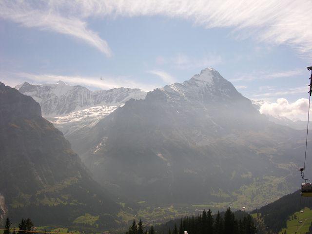 Zdjęcia: Interlaken,  Panorama, SZWAJCARIA