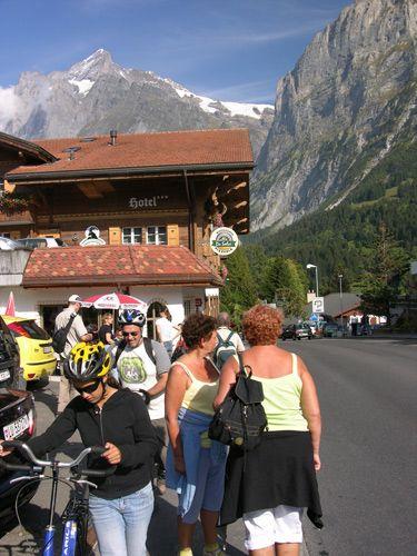 Zdjęcia: Interlaken, Hotelik, SZWAJCARIA