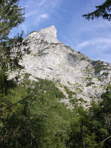 Zdjęcia: Interlaken, Prawie jak Mnich, SZWAJCARIA