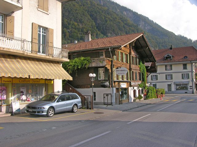 Zdjęcia: Interlaken, W mieście, SZWAJCARIA
