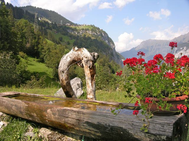 Zdjęcia: Interlaken, Si si, SZWAJCARIA