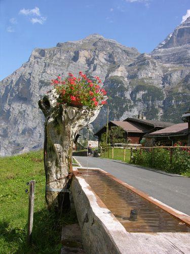 Zdjęcia: Interlaken, Na trasie, SZWAJCARIA