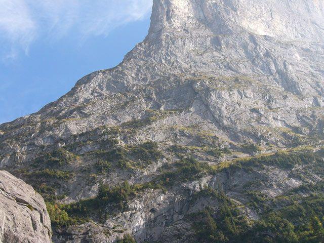 Zdjęcia: Interlaken, Skałka, SZWAJCARIA