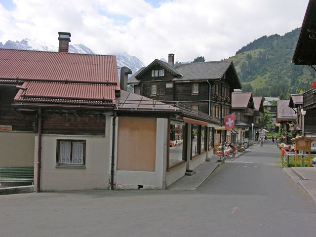 Zdjęcia: Interlaken, Miasteczko, SZWAJCARIA