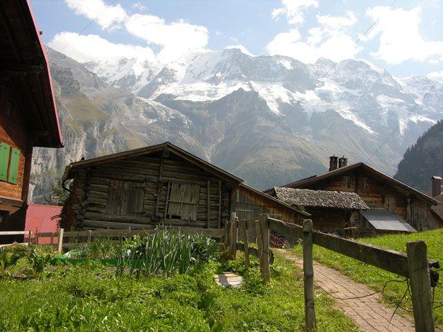 Zdjęcia: Interlaken, Zabytek, SZWAJCARIA