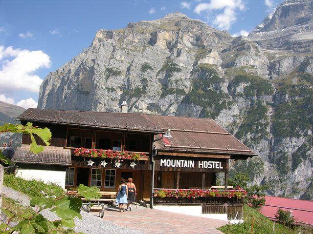 Zdjęcia: Interlaken, Hostel, SZWAJCARIA