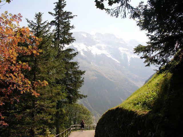 Zdjęcia: Interlaken, Jesień, SZWAJCARIA