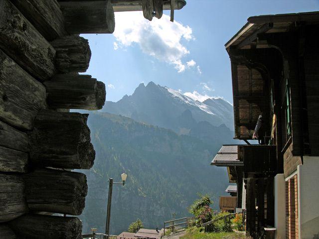 Zdjęcia: Interlaken, Widoczek, SZWAJCARIA