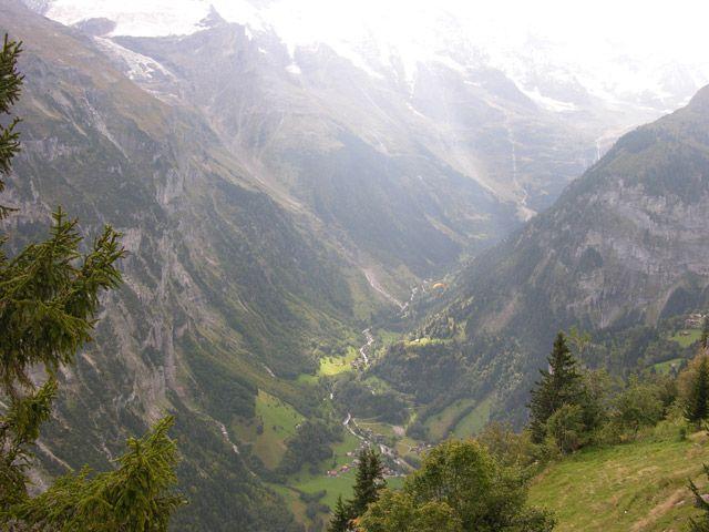 Zdjęcia: Interlaken, Dolina, SZWAJCARIA