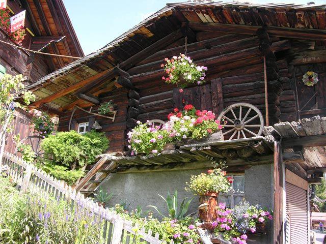 Zdjęcia: Interlaken, Weranda, SZWAJCARIA