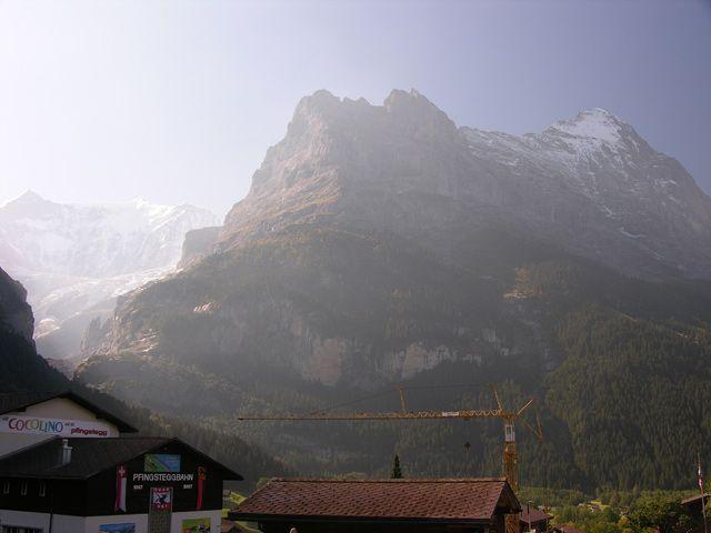 Zdjęcia: Interlaken, Po burzy, SZWAJCARIA