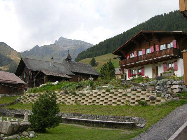 Zdjęcia: Interlaken, Hotel, SZWAJCARIA