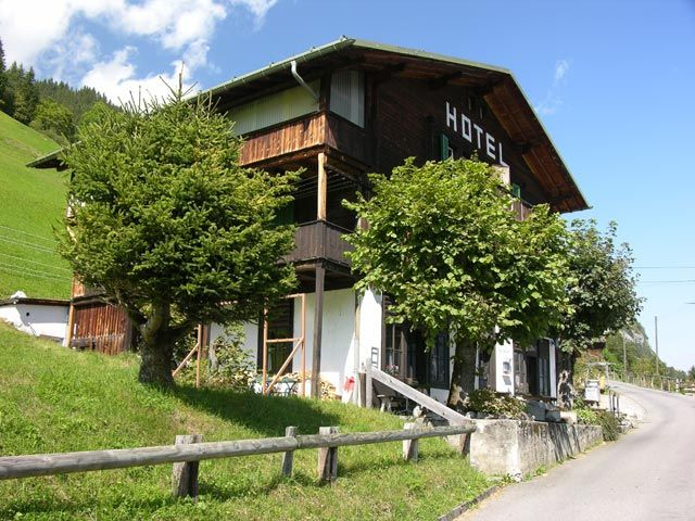 Zdjęcia: Interlaken, Tani hotelik, SZWAJCARIA