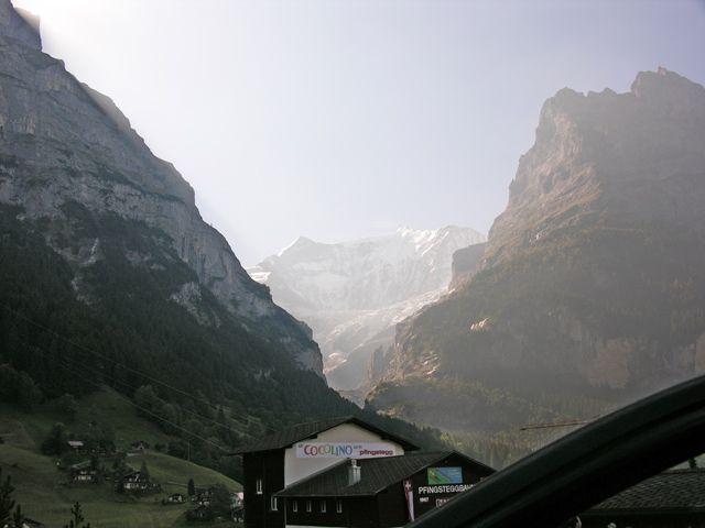 Zdjęcia: Interlaken, Świt, SZWAJCARIA