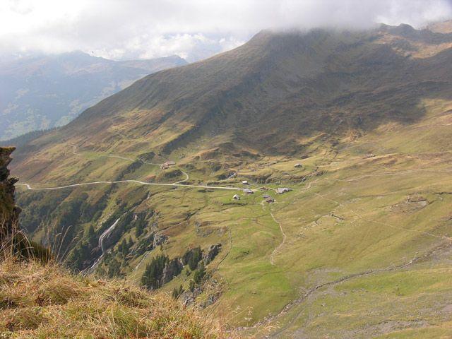 Zdjęcia: Interlaken, Z trasy, SZWAJCARIA