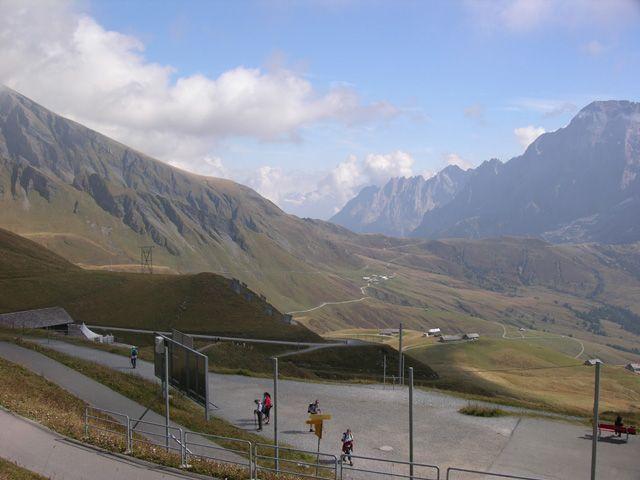 Zdjęcia: Interlaken, Stacja pośrednia, SZWAJCARIA