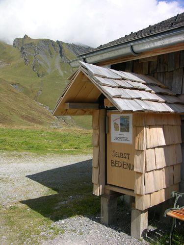 Zdjęcia: Interlaken, Budka samoobsługowa, SZWAJCARIA