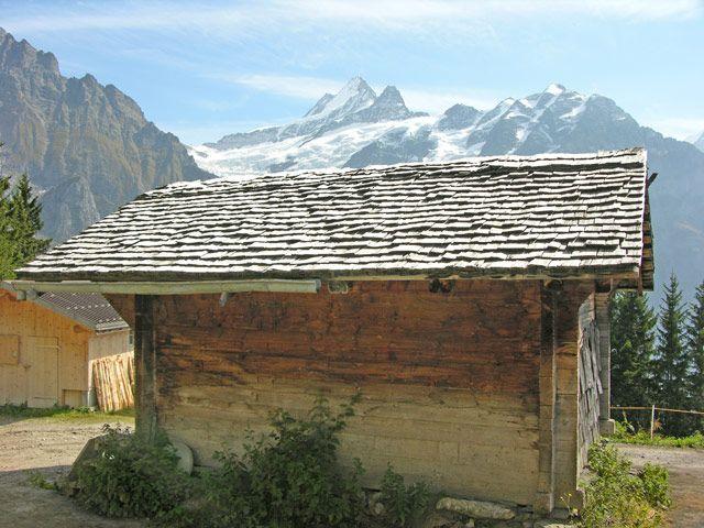 Zdjęcia: Interlaken, Serownia, SZWAJCARIA