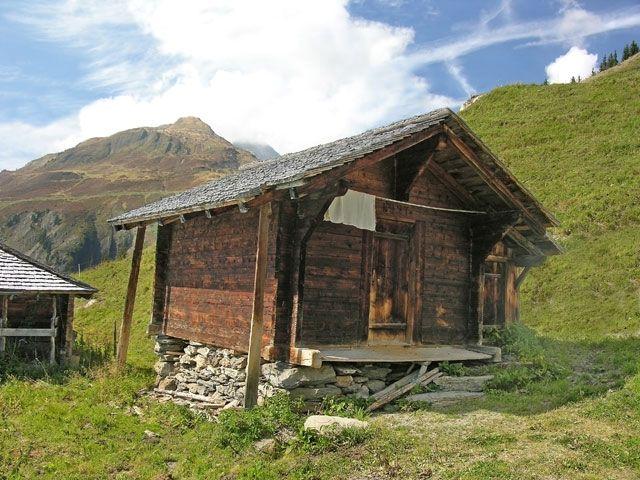 Zdjęcia: Interlaken, Serownia z przodu, SZWAJCARIA