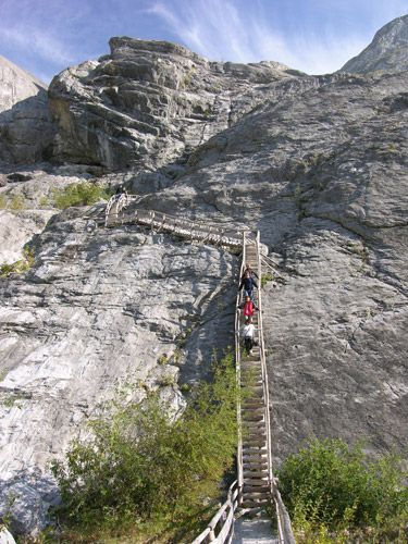 Zdjęcia: Interlaken, Zejście, SZWAJCARIA