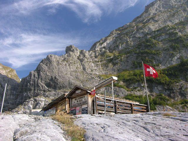 Zdjęcia: Interlaken, Schronisko, SZWAJCARIA
