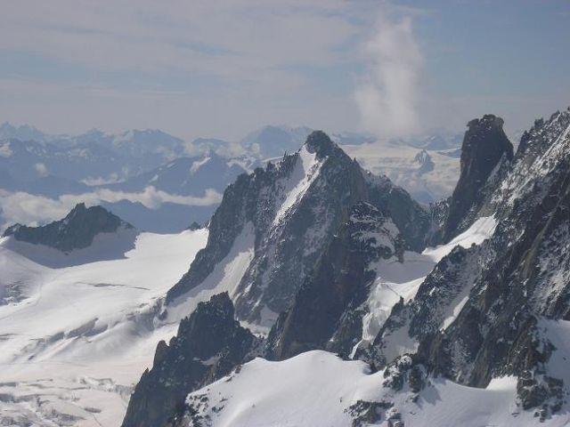 Zdjęcia: Przełęcz Jungfraujoch, Alpy Berneńskie, Widoczek 2, SZWAJCARIA